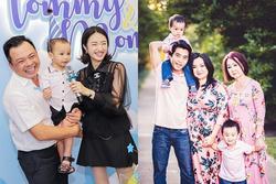 Những sao Việt làm mẹ ở tuổi đôi mươi