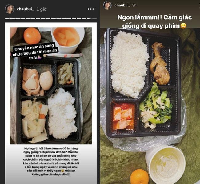 Sao Việt đánh giá thế nào về khẩu phần ăn được cấp trong khu cách ly tập trung?-5