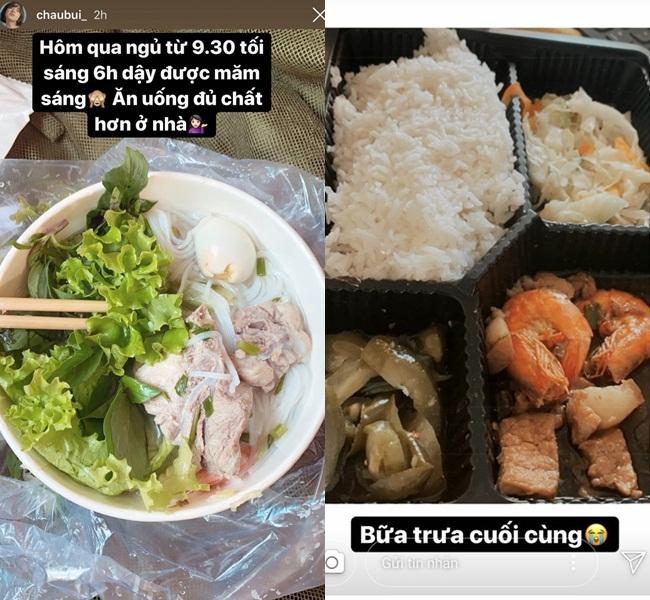 Sao Việt đánh giá thế nào về khẩu phần ăn được cấp trong khu cách ly tập trung?-6