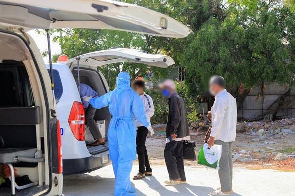 Tất cả 120 trường hợp cách ly ở Ninh Thuận đều âm tính với virus SARS-CoV-2-1