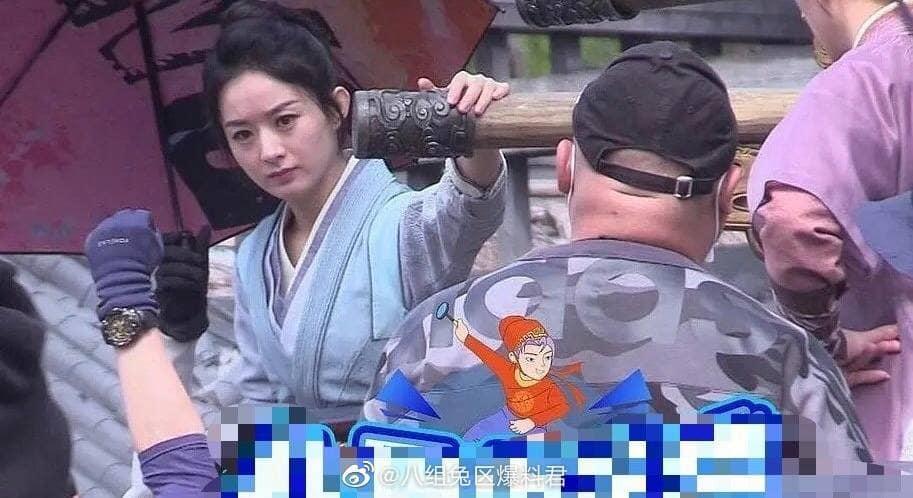 Triệu Lệ Dĩnh bị bóc mẽ nhan sắc già nua khi không có photoshop-3