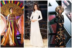 8 lần áo dài trắng tay ở Miss Universe, tiếc nhất là Trương Thị May, Khánh Vân được kỳ vọng!