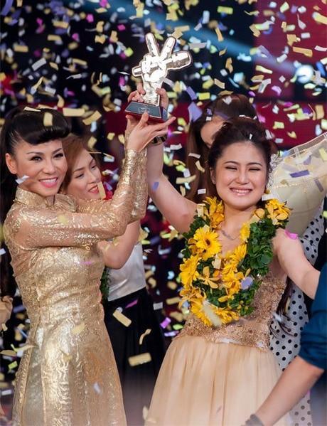 Những thí sinh nổi bật của Giọng hát Việt mùa đầu tiên giờ ra sao?-1