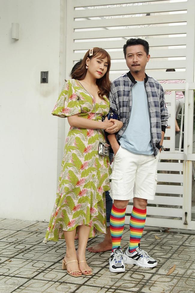 Phương Trinh Jolie làm single mom, yêu trai trẻ Quốc Anh trong Gia Đình Là Số 1 Phần 3-11