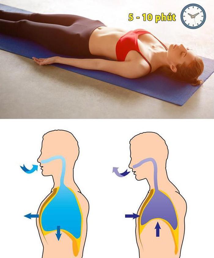 Thủy Tiên tiết lộ cách giảm cân chỉ nhờ thở học được từ Công Vinh, sau 2 - 3 tiếng có thể giảm 2kg-4