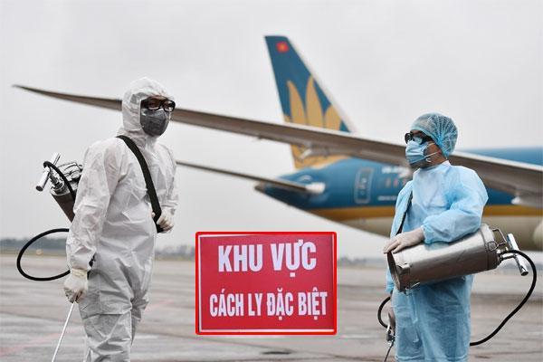 Thêm 4 ca bệnh dương tính COVID-19: 1 phi công người nước ngoài, 1 sinh viên ở Văn Quán - Hà Nội-1