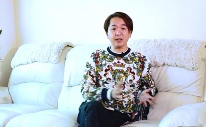 Tài tử Hong Kong 53 tuổi không kết hôn, sống cùng 3 tình nhân-1