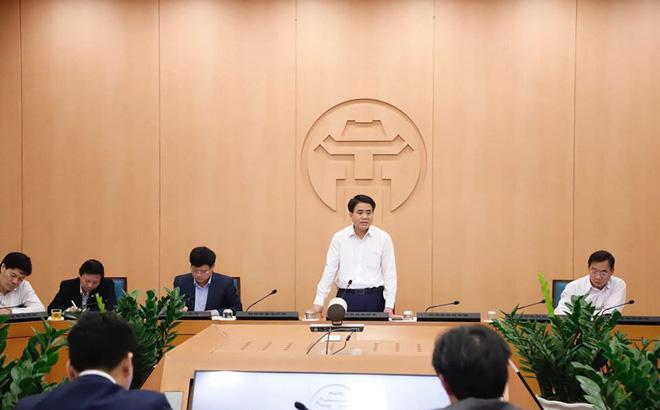 Chủ tịch Hà Nội khuyến cáo người dân nên ở nhà, hạn chế đi phương tiện công cộng trong hai ngày cuối tuần-1