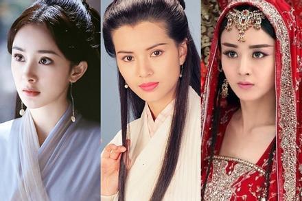Triệu Lệ Dĩnh, Lý Nhược Đồng, Dương Mịch, ai mới là đệ nhất mỹ nhân trên màn ảnh Hoa ngữ?