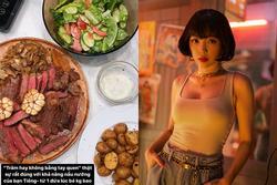 Nhìn Tóc Tiên nấu ăn ngon nức mũi, ai cũng muốn được cô ấy trổ tài chiêu đãi một lần