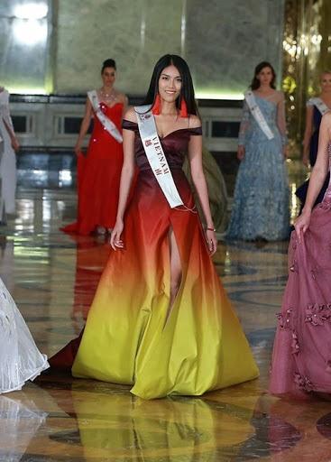 Best Evening Gown: Bộ cực phẩm, bộ thảm họa, Việt Nam được tâm phục khẩu phục-12