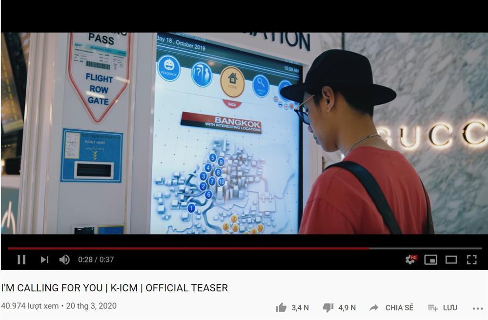Vừa tung teaser MV mới sau loạt flop dần đều, K-ICM lập tức bị tố đạo nhái đến 90% ca khúc nước ngoài-2