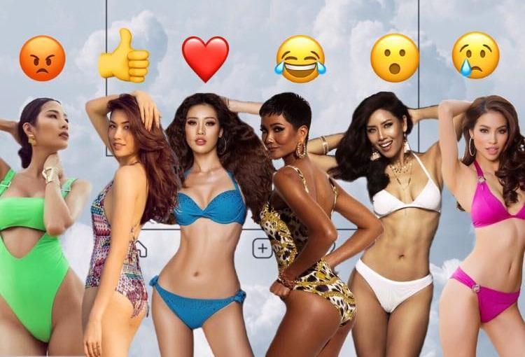 Bản tin Hoa hậu Hoàn vũ 21/3: Body của ai đủ xuất sắc để vượt mặt HHen Niê?-1