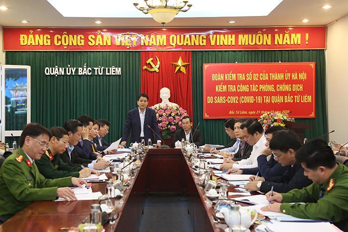 Chủ tịch Hà Nội: 2 tuần tới là thời gian quyết định trong chống dịch-1