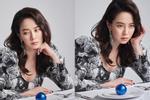 Để mặt mộc vẫn nổi bần bật, mợ ngố Song Ji Hyo khẳng định đẳng cấp đẹp tự nhiên-14