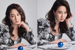 'Mợ ngố' Song Ji Hyo đẹp sắc sảo ai nhìn cũng mê sao vẫn cô đơn ở tuổi 39?