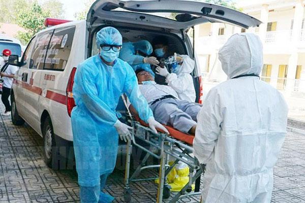 Bộ Y tế công bố thêm ca bệnh 99 mắc Covid-19, là người ở TP.HCM, từ Paris về-1