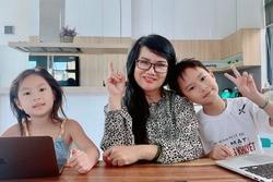 Mẹ vợ U60 cực trẻ đẹp ít ai biết của ca sĩ Lý Hải, chỉ hơn con rể đúng 10 tuổi