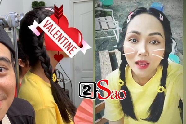 Hoa hậu HHen Niê tình tứ bên bạn trai, bất ngờ tính chuyện tổ chức đám cưới-5