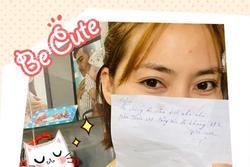 Hình ảnh Thanh Bình trong nhà riêng lọt vào góc máy 'tự sướng' của Ngọc Lan