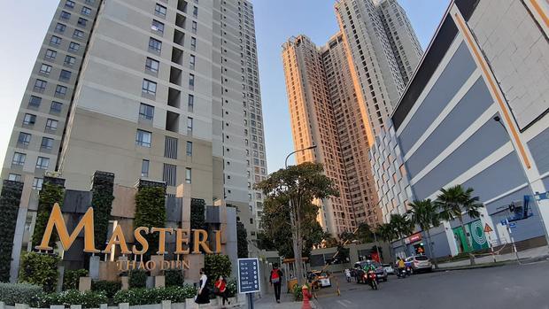 TP. HCM: Thêm một chung cư cao cấp ở Thảo Điền bị phong tỏa vì có nhiều người từng đến quán bar Buddha-1