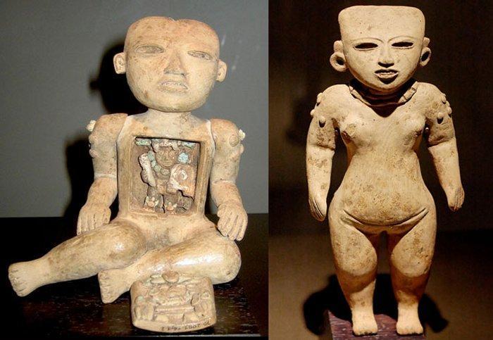 Kỳ bí những bức tượng người rỗng bụng tại thành phố của các vị thần-5