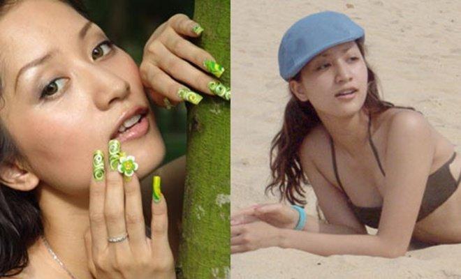 Sinh nhật tuổi 39, Khánh Thi đăng ảnh thời 7 tuổi, khẳng định xinh từ trong trứng-4