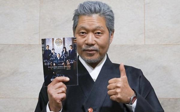Dàn sao 'Tầng lớp Itaewon' chụp hình kỷ niệm, gửi lời cảm ơn khán giả-8