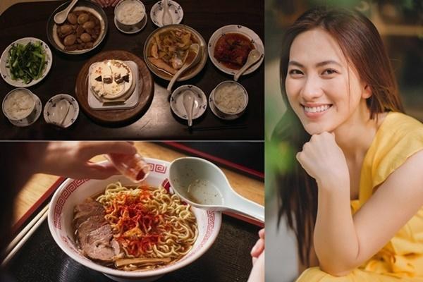 Cảnh ăn uống bi hài của sao Việt trên phim-6