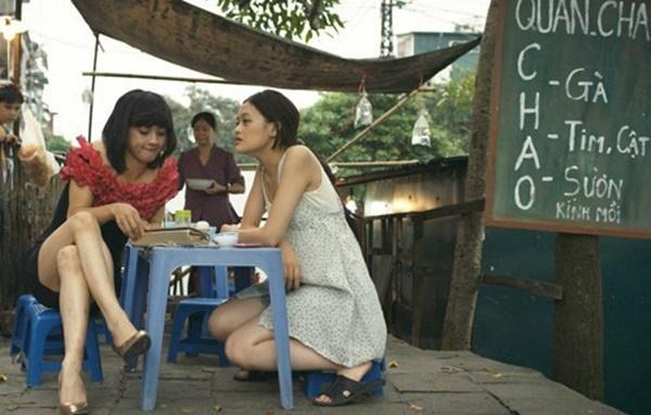 Cảnh ăn uống bi hài của sao Việt trên phim-12