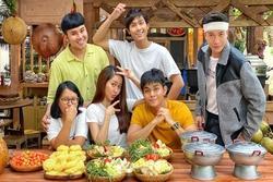 Cảnh ăn uống bi hài của sao Việt trên phim