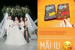 4 tháng sau đám cưới Đông Nhi và Ông Cao Thắng, Ông Thoại Liên bất ngờ tiết lộ quà cưới tặng anh chị