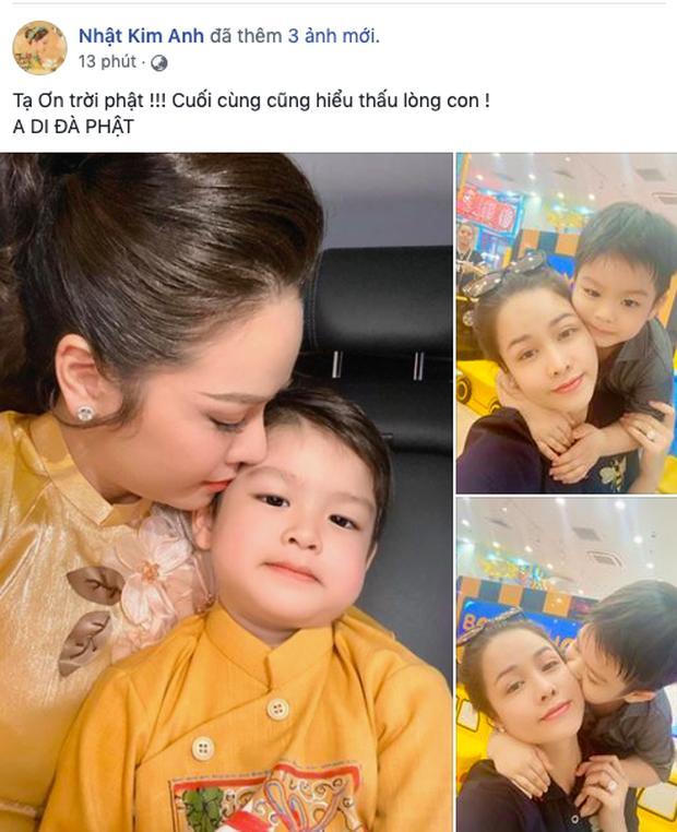 Nhật Kim Anh thắng kiện giành quyền nuôi con, chồng cũ tuyên bố kháng cáo-1