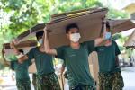 40.000 thùng giấy được tặng để dọn KTX ĐHQG TP. HCM thành khu cách ly