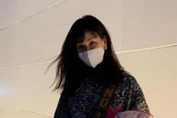 Vợ Jang Dong Gun trở lại