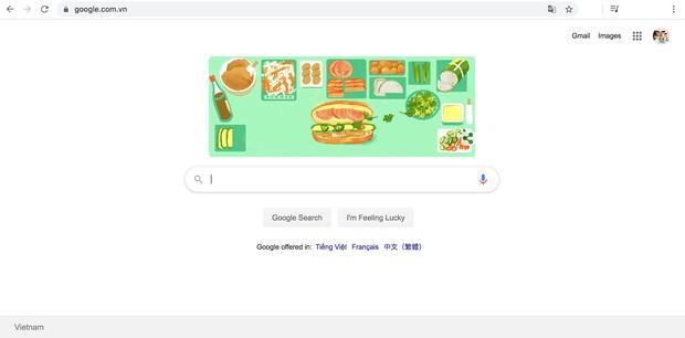 Hôm nay, bánh mì Việt Nam xuất hiện trên trang chủ Google của hơn 10 quốc gia trên thế giới-1