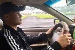 Cười bể bụng xem video Quang Hải bị troll theo hot trend: 'Hải, quay xe'