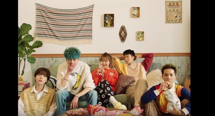 WINNER chính thức tung teaser đầy đủ gia đình với 'em gái' Suhyun-3
