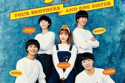 WINNER chính thức tung teaser đầy đủ gia đình với 'em gái' Suhyun