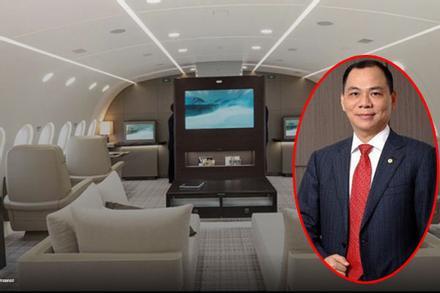 Tỷ phú Phạm Nhật Vượng thuê Boeing 787 Dreamliner giá 2 tỷ đồng/tiếng đưa người Ukraine ở Việt Nam về nước