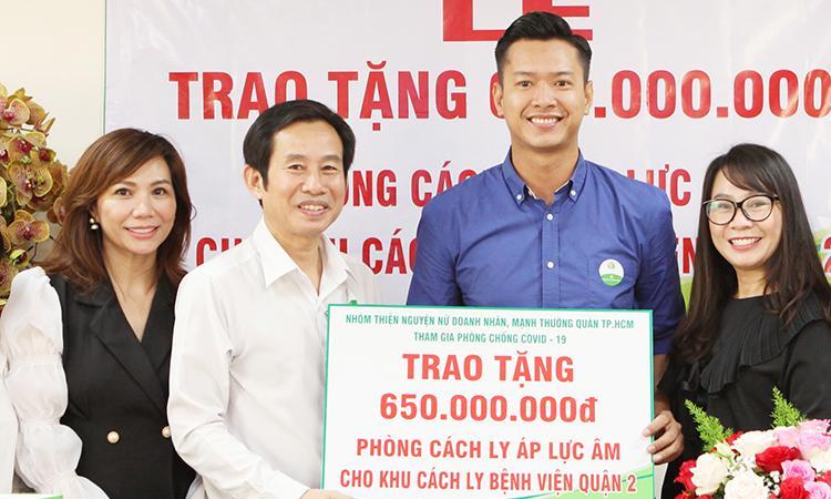 Tuần thứ 2 chung tay đẩy lùi Covid-19, sao Việt quyên góp được số tiền gần 62 tỷ đồng-8