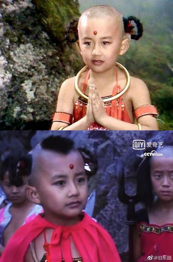Hai diễn viên nhí nổi nhất Tây du ký sau 34 năm: Hồng Hài Nhi là đại gia trăm tỷ, tiểu Đường Tăng lấy vợ xinh đẹp nức tiếng-1