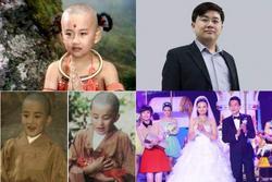 Hai diễn viên nhí nổi nhất 'Tây du ký' sau 34 năm: Hồng Hài Nhi là đại gia trăm tỷ, tiểu Đường Tăng lấy vợ xinh đẹp nức tiếng