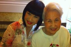 Lễ tang của danh ca Thái Thanh được phát trực tuyến từ Mỹ