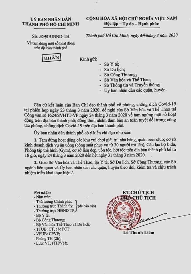 VZN News: Nóng: 2 người ở TP.HCM trở về từ Mỹ dương tính với Covid-19-2