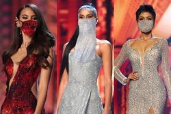 Bản tin Hoa hậu Hoàn vũ 24/3: Catriona - Tamaryn - H'Hen Niê gây sốt với khẩu trang fashion có 1-0-2
