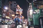 Đêm yên lặng ở thành phố không ngủ Bangkok