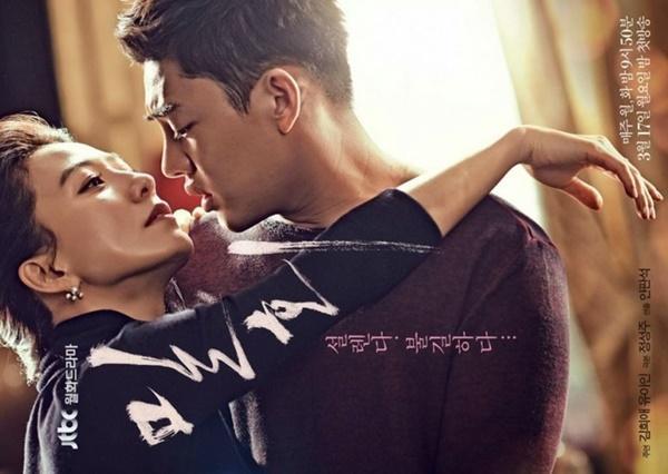 Loạt phim truyền hình Hàn nhiều cảnh nóng táo bạo-1