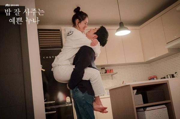 Loạt phim truyền hình Hàn nhiều cảnh nóng táo bạo-5
