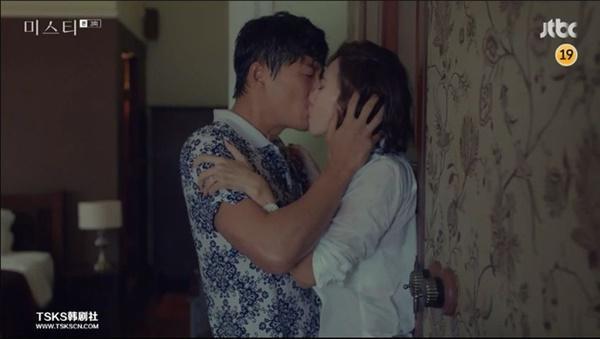 Loạt phim truyền hình Hàn nhiều cảnh nóng táo bạo-8